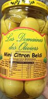 Mini Citron Beldi - Product - fr