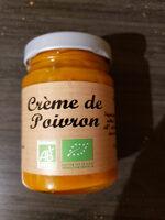 Crème de poivron - Product - fr