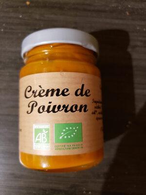 Crème de poivron - Product