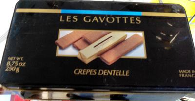 Les Gavottes - Product - fr