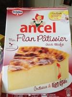 Flan pâtissier aux œufs - Product - fr