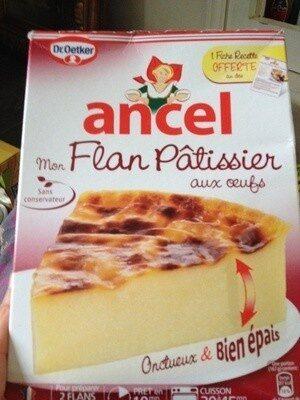 Flan  pâtissier - Product - fr