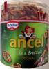 Ancel sticks et bretzels - Prodotto