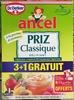 Priz Classique Gélifiant (3+1 gratuit) - Produit