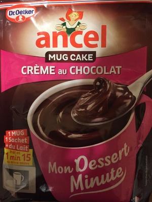 Mon Dessert Minute Crème au Chocolat - Produit - fr