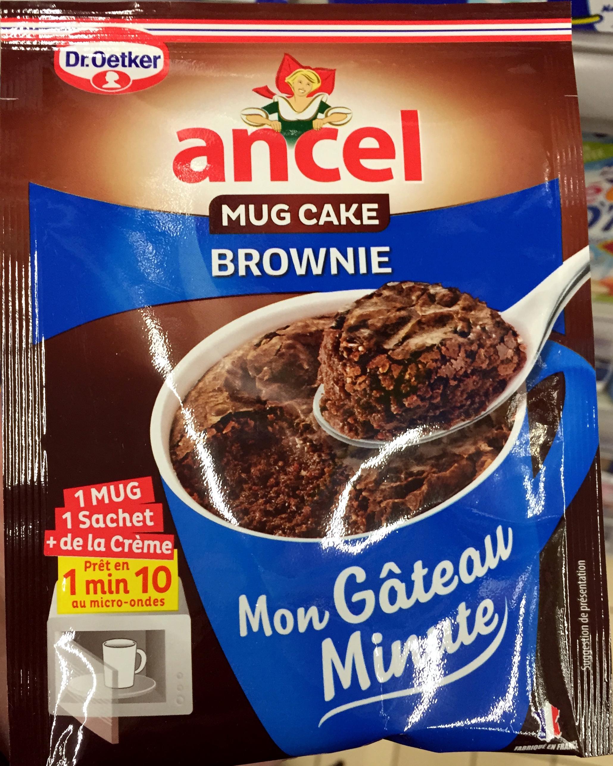 Mug Cake Ancel