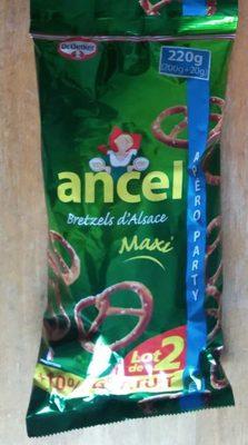 Bretzels d'Alsace Maxi - Product