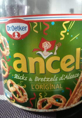 Ancel sticks & bretzels d'Alsace - Product
