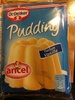 Pudding parfum Vanille - Product