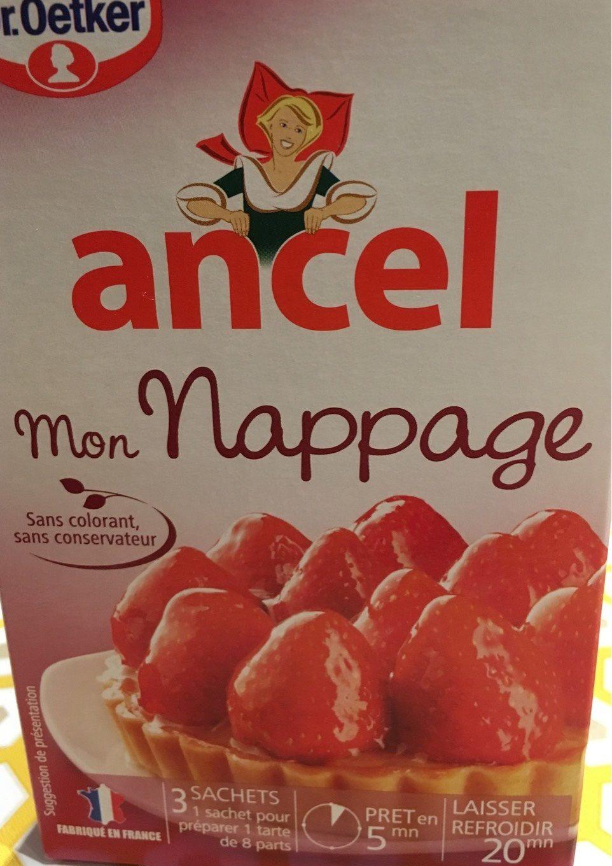 Mon Nappage - Dr Oetker - 39 g (3 * 13 g)