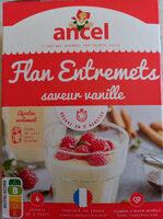 Fan entremets parfum vanille - Product - fr