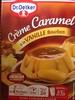 Crème caramel a la vanille bourbon - Produit