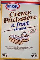 Crème pâtissière à froid Premium - Produit - fr