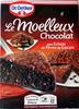 Le Moelleux Chocolat aux Éclats de Fèves de Cacao - Product