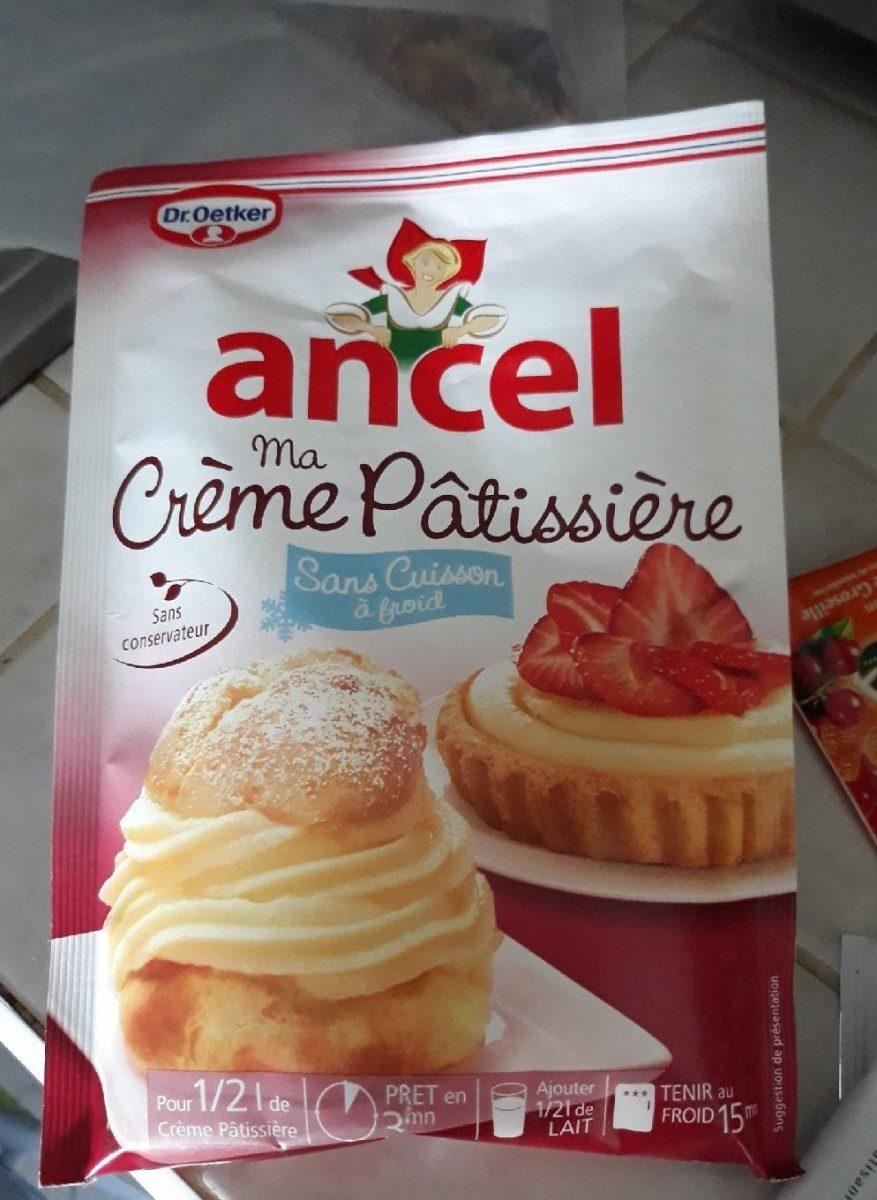 Ma crème Pâtissière - Produit