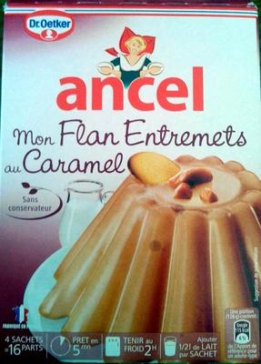 Mon Flan Entremets au Caramel - Product - fr