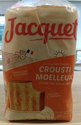 Crousti Moelleux Brioché - Product