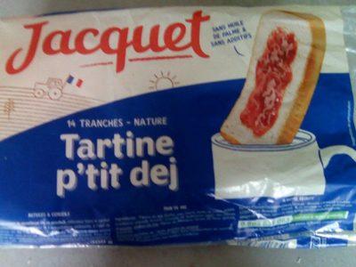 Tartine P'tit Déj Nature (14 tranches) - Product