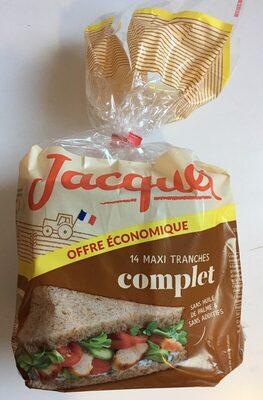 Jacquet 14 maxi tranches complet - Prodotto - fr