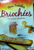 Fines tranches briochées - Product