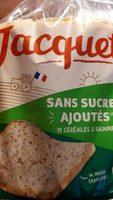 Grandes tranches 11 céréales & graines - Produit - fr