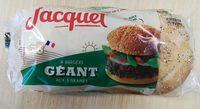 Géant - burger aux 3 graines - Prodotto - fr