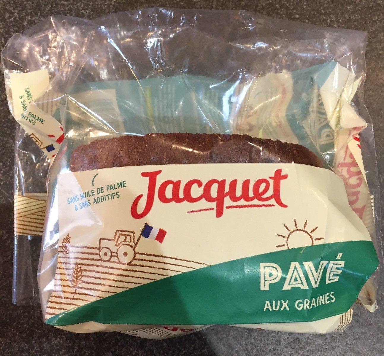 Pavé Aux Graines - Produit - fr