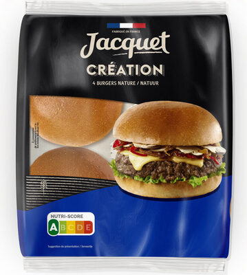Burgers Création Nature - Produit - fr