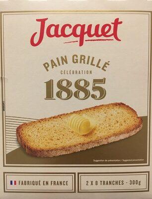 Pain Grille - Celebration 1885 - Produit