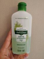 shampooing infusion, Ortie & Romarin - Produit