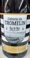 Cidre Cuvée Spéciale Guillevic Pur jus Kan Ar Mor - Producto