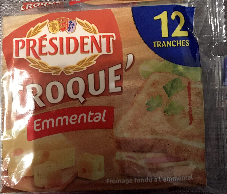 Croque' Emmental - Produit - fr