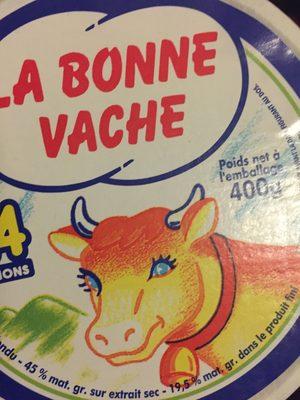 La Bonne Vache - Produit