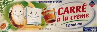 Carré à la Crème - Produit - fr
