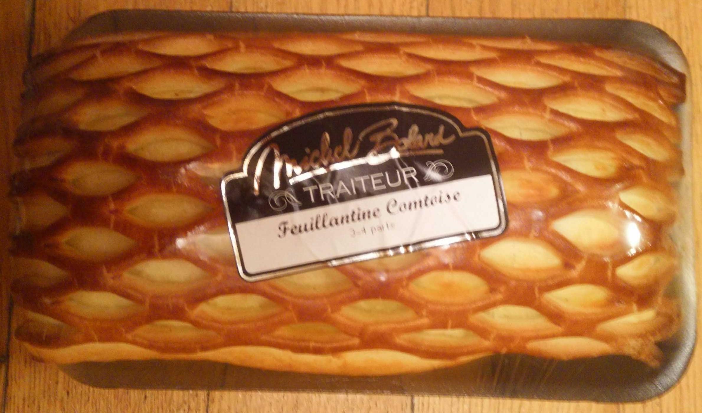 Feuillantine Comtoise - Product - fr