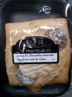 Carré St Marcellin-véritable saucisson cuit de Lyon - Produit - fr