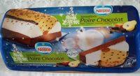 Bûche glacée Sensations Poire Chocolat - Product - fr