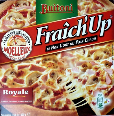 Buitoni Fraich'up - Product - fr
