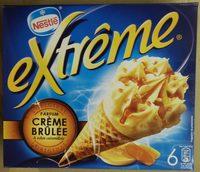 Extrême l'Original parfum Crème Brûlée & Éclats Caramélisés - Product