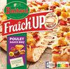BUITONI FRAICH'UP Pizza Surgelée Poulet Barbecue - Produto