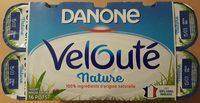 Yaourts nature - Prodotto - fr