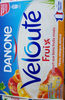 Velouté fruix Yaourt - Produto