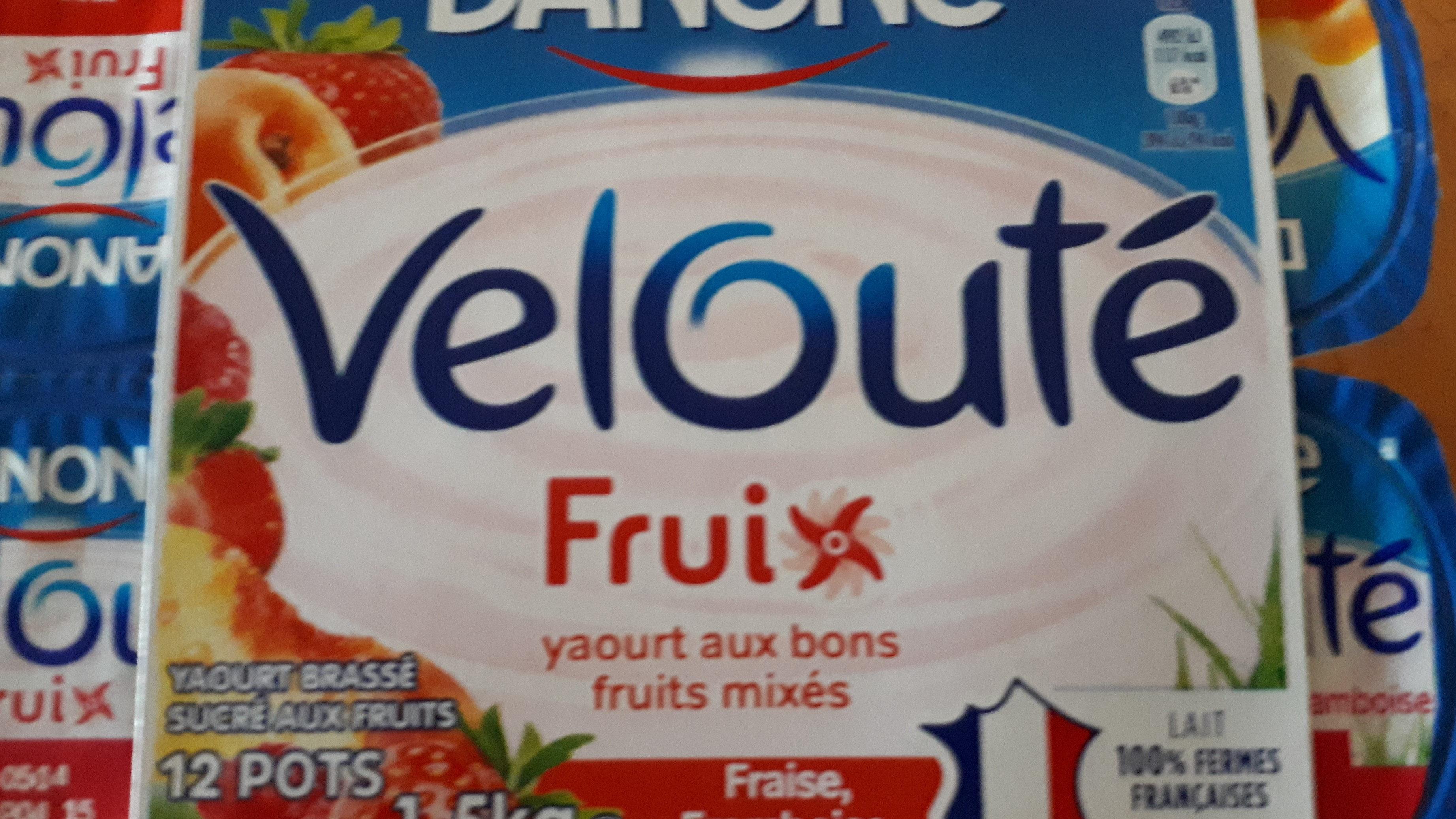 Velouté fruix - Product