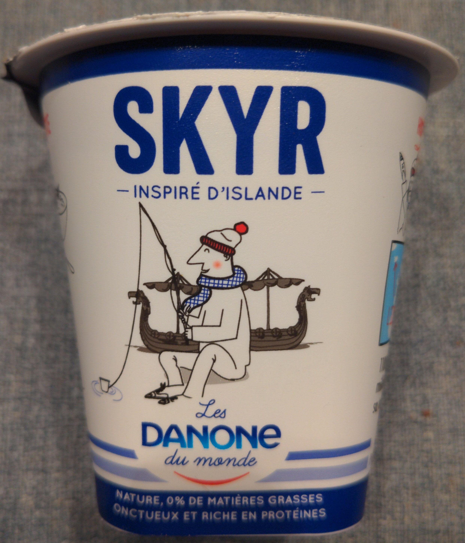 SKYR - Prodotto - fr