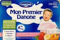 Mon premier Danone - Produit