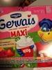 Gervais maxi - Produit