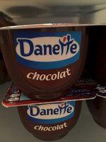 Crème Dessert Danette Danone, Chocolat Prix Choc - Produit - fr
