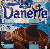 Danette Noir Extra - Produit - fr