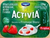 Activia Recette au Fromage Blanc (2,9 % MG) Fraise - Product