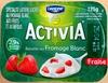 Activia Recette au Fromage Blanc (2,9 % MG) Fraise - Produit